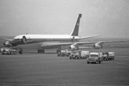 apphgさんが、羽田空港で撮影したブリティッシュ・オーバーシーズ・エアウェイズ (BOAC) 707の航空フォト(飛行機 写真・画像)