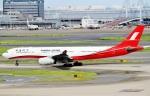 ハピネスさんが、羽田空港で撮影した上海航空 A330-343Xの航空フォト(飛行機 写真・画像)