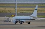 にゃんさんが、中部国際空港で撮影したサウジアラビア王室空軍 737-7DP BBJの航空フォト(写真)