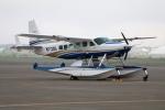 北の熊さんが、新千歳空港で撮影したウェルズ・ファーゴ・バンク・ノースウェスト 208の航空フォト(写真)