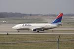 tame24さんが、シンシナティ・ノーザンケンタッキー国際空港で撮影したデルタ航空 737-232/Advの航空フォト(写真)