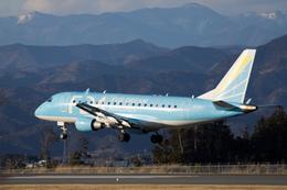 xxxxxzさんが、静岡空港で撮影したフジドリームエアラインズ ERJ-170-100 (ERJ-170STD)の航空フォト(飛行機 写真・画像)