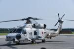 パンダさんが、千歳基地で撮影した海上自衛隊 SH-60Jの航空フォト(写真)