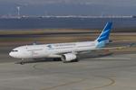 Scotchさんが、中部国際空港で撮影したガルーダ・インドネシア航空 A330-341の航空フォト(写真)