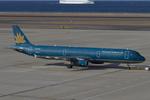 Scotchさんが、中部国際空港で撮影したベトナム航空 A321-231の航空フォト(飛行機 写真・画像)