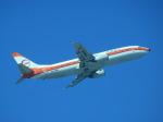 TUILANYAKSUさんが、那覇空港で撮影した日本トランスオーシャン航空 737-446の航空フォト(写真)
