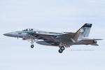 Scotchさんが、厚木飛行場で撮影したアメリカ海軍 F/A-18E Super Hornetの航空フォト(写真)