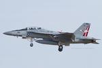 Scotchさんが、厚木飛行場で撮影したアメリカ海軍 F/A-18F Super Hornetの航空フォト(写真)
