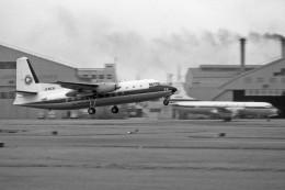 apphgさんが、羽田空港で撮影した全日空 F27-269 Friendshipの航空フォト(飛行機 写真・画像)