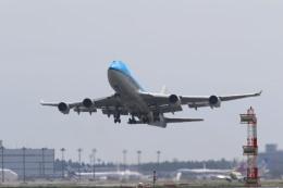 airdrugさんが、成田国際空港で撮影したKLMオランダ航空 747-406Mの航空フォト(飛行機 写真・画像)