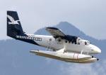 voyagerさんが、バンクーバー・ハーバー・ウォーター空港で撮影したウェスト・コースト・エア DHC-6-100 Twin Otterの航空フォト(写真)