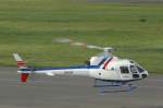とらとらさんが、札幌飛行場で撮影した北海道航空 AS350B2 Ecureuilの航空フォト(飛行機 写真・画像)