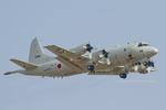 Scotchさんが、厚木飛行場で撮影した海上自衛隊 P-3Cの航空フォト(飛行機 写真・画像)