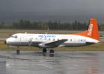 voyagerさんが、ホワイトホース国際空港で撮影したエア・ノース HS.748の航空フォト(写真)
