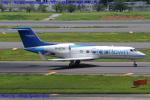Chofu Spotter Ariaさんが、成田国際空港で撮影した金鹿航空 G-IV-X Gulfstream G450の航空フォト(飛行機 写真・画像)