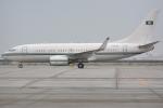 jun☆さんが、中部国際空港で撮影したサウジアラビア王室空軍 737-7DP BBJの航空フォト(写真)