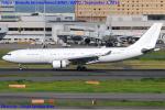 Chofu Spotter Ariaさんが、羽田空港で撮影したホンコン・ジェット A330-202の航空フォト(写真)