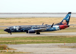 voyagerさんが、バンクーバー国際空港で撮影したウェストジェット 737-8CTの航空フォト(飛行機 写真・画像)
