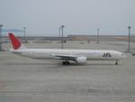 キャッチャーさんが、中部国際空港で撮影した日本航空 777-346/ERの航空フォト(写真)
