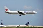 sonnyさんが、羽田空港で撮影した日本航空 767-346の航空フォト(写真)