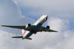 airdrugさんが、成田国際空港で撮影したオーストリア航空 777-2Z9/ERの航空フォト(飛行機 写真・画像)