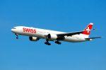 スワンナプーム国際空港 - Suvarnabhumi International Airport [BKK/VTBS]で撮影されたスイスインターナショナルエアラインズ - Swiss International Air Lines [LX/SWR]の航空機写真