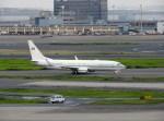 よんすけさんが、羽田空港で撮影したサウジアラビア王室空軍 737-8DP BBJ2の航空フォト(飛行機 写真・画像)