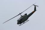 せぷてんばーさんが、東京臨海広域防災公園ヘリポートで撮影したアメリカ空軍 UH-1 Iroquois / Hueyの航空フォト(写真)