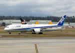 voyagerさんが、バンクーバー国際空港で撮影した全日空 787-9の航空フォト(写真)