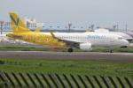 チャッピー・シミズさんが、成田国際空港で撮影したバニラエア A320-214の航空フォト(写真)