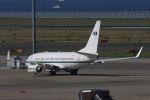 yousei-pixyさんが、中部国際空港で撮影したサウジアラビア王室空軍 737-7DP BBJの航空フォト(写真)