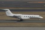 Scotchさんが、羽田空港で撮影したCayman Jet Aviation Business Jets G-IV-X Gulfstream G450の航空フォト(飛行機 写真・画像)
