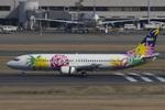 Scotchさんが、羽田空港で撮影したスカイネットアジア航空 737-4Y0の航空フォト(飛行機 写真・画像)