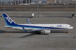 Scotchさんが、羽田空港で撮影したエアージャパン 767-381/ERの航空フォト(写真)