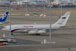 Scotchさんが、羽田空港で撮影したロシア航空 Il-96-300の航空フォト(写真)