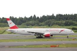 だいすけさんが、成田国際空港で撮影したオーストリア航空 777-2B8/ERの航空フォト(写真)