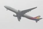 Koenig117さんが、関西国際空港で撮影したアシアナ航空 A330-323Xの航空フォト(写真)