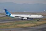 セブンさんが、関西国際空港で撮影したガルーダ・インドネシア航空 A330-343Eの航空フォト(飛行機 写真・画像)