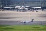 mojioさんが、羽田空港で撮影した中日本航空 B200 Super King Airの航空フォト(飛行機 写真・画像)