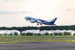 ken_kenさんが、成田国際空港で撮影した全日空 787-8 Dreamlinerの航空フォト(飛行機 写真・画像)