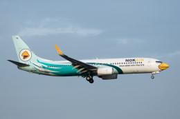 航空フォト:HS-DBO ノックエア 737-800