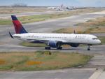 セブンさんが、関西国際空港で撮影したデルタ航空 757-26Dの航空フォト(飛行機 写真・画像)