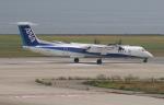セブンさんが、関西国際空港で撮影したANAウイングス DHC-8-402Q Dash 8の航空フォト(飛行機 写真・画像)
