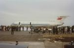kumagorouさんが、仙台空港で撮影した中国民用航空局 Trident 2Eの航空フォト(飛行機 写真・画像)