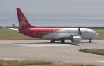 セブンさんが、関西国際空港で撮影した深圳航空 737-87Lの航空フォト(飛行機 写真・画像)