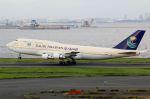 羽田空港 - Tokyo International Airport [HND/RJTT]で撮影されたサウジアラビア王国政府 - Saudi Arabian Governmentの航空機写真