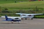 camelliaさんが、札幌飛行場で撮影した東京センチュリー 172P Skyhawkの航空フォト(写真)