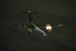 T.Sazenさんが、伊丹空港で撮影した全日空 DHC-8-400の航空フォト(飛行機 写真・画像)