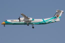 xingyeさんが、ドンムアン空港で撮影したノックエア DHC-8-402Q Dash 8の航空フォト(飛行機 写真・画像)