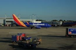 tupolevさんが、シカゴ・ミッドウェー国際空港で撮影したサウスウェスト航空 737-71Bの航空フォト(飛行機 写真・画像)